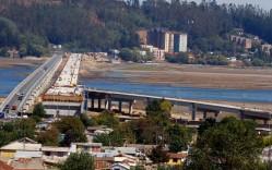Puente Bicentenario es el primero de Concepción con iluminación Led - Schreder