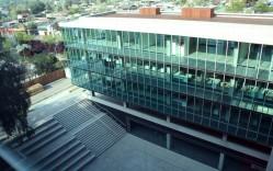 Edificio Consistorial de Recoleta - Vidrios Lirquen