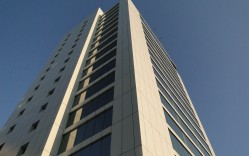 Edificio Badajoz - Vidrios Lirquen