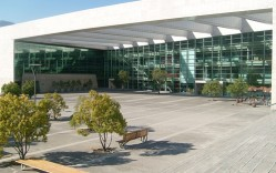 Centro Cívico de Vitacura - Vidrios Lirquen
