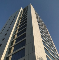 Edificio los Militares - Vidrios Lirquen