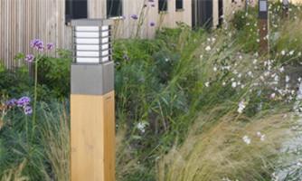 Luminarias para jardines: Bolardos Moshi
