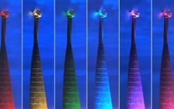 Proyectos con luminarias de Generación Led para fachadas - Schreder