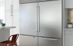 Refrigerador dual SubZero.