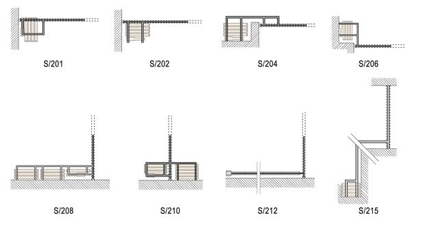 Paneles moviles para viviendas beautiful tipos y precios de cerramiento para terraza with - Tabiques moviles vivienda ...