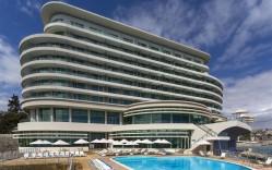 Hotel Sheraton Miramar - Vidrios Lirquen