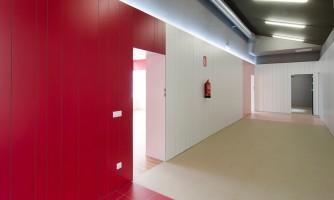 Fachadas y Revestimientos HPL de Grupo Habitante