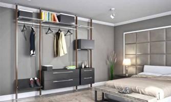 Soporte y perfilería para mobiliarios