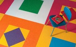 Pisos Vinílcos en Palmetas / Integral Design