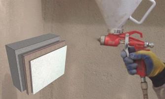 Revestimiento cementicio exterior Sistema EIFS: (Ecorkret + Ecorkterm)