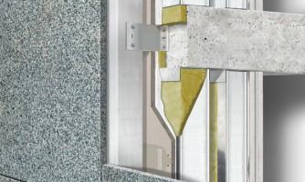 Sistema de fachada ventilada Knauf Aquapanel® Outdoor