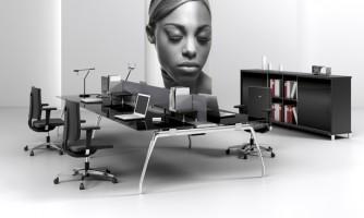 Serie INSPIRA: Mobiliario para oficina