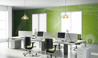 Serie MODUL: Mobiliario para oficina
