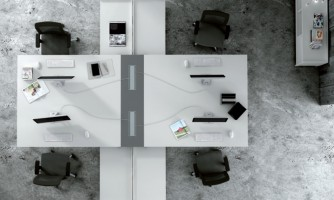 ADAPTA 2+: Mobiliario para oficina