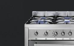 Cocina Dual C91GMXI Smeg