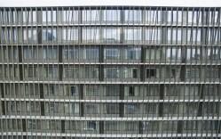 Fachada Trespa® Hotel Courtyard by Marriott