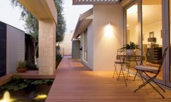 Pisos Deckmat para terrazas y pisos de exterior