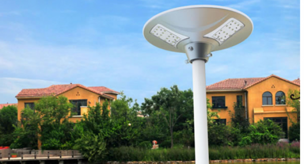 Luminarias Solares para Parque, Plazas, Jardines