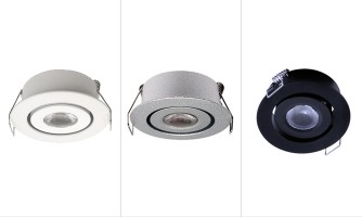 Focos LED embutidos Downlight 2