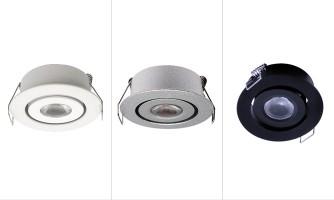 Focos LED embutidos Downlight 2