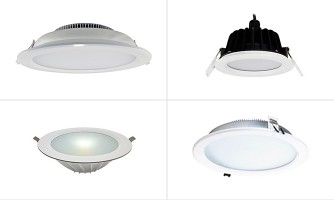 Focos LED embutidos Downlight