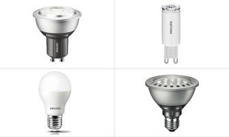 Línea Ampolletas LED Philips