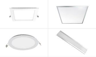 Paneles Slim LED