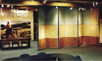 Divisiones Acústicas Móviles - Panel Pareado de Hufcor