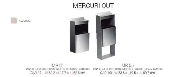 14 Mercuri out