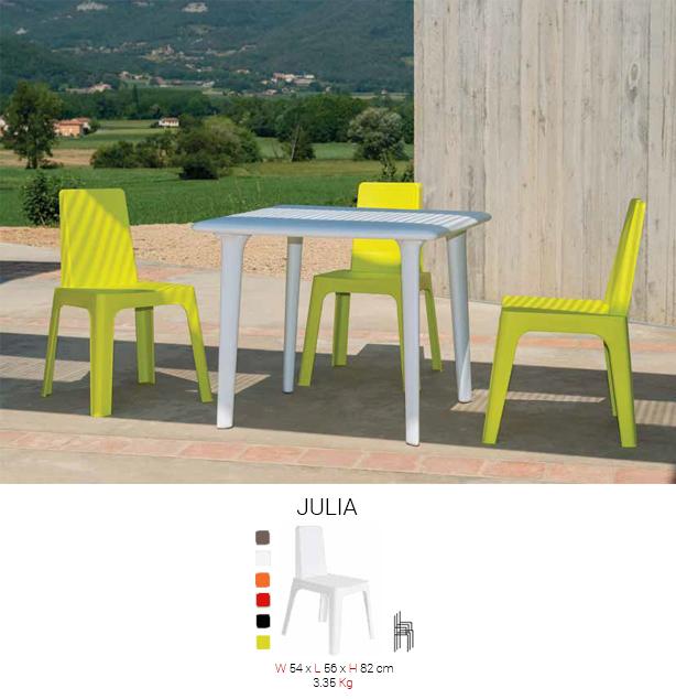 5 Silla Julia
