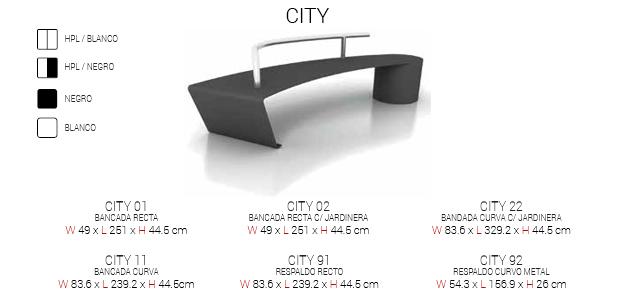 8 City