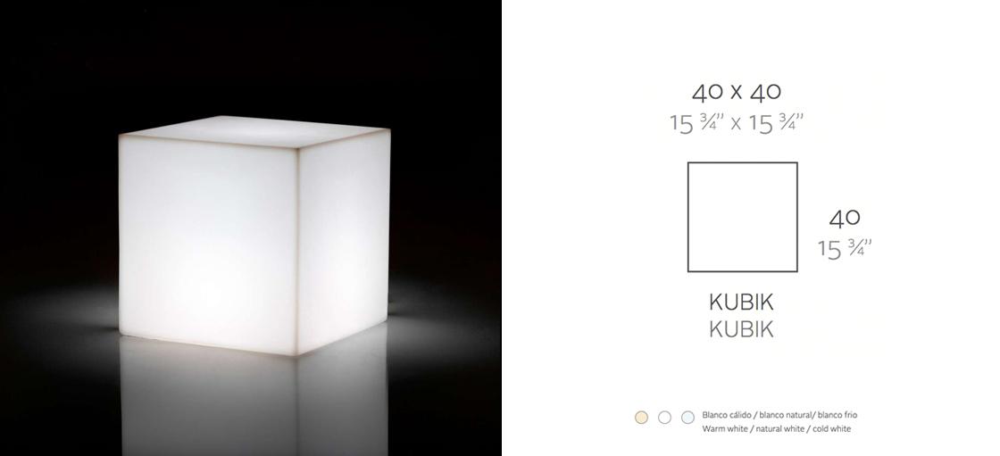 KUBIK LAMP TOTAL