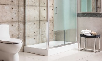 Platos de ducha Soho de Wasser